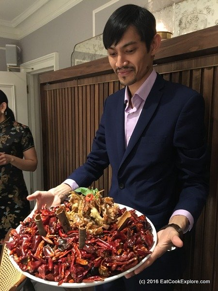 House of Ho Tempura Soft Shell Crab