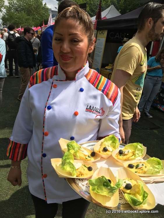 Comidafest Peruvian