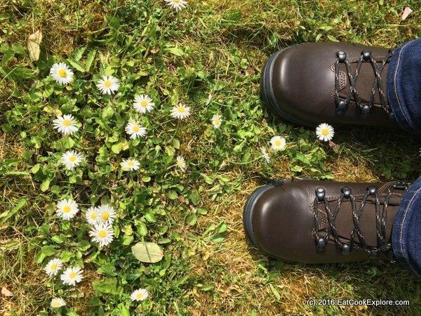 Hi Tec waterproof hiking boots
