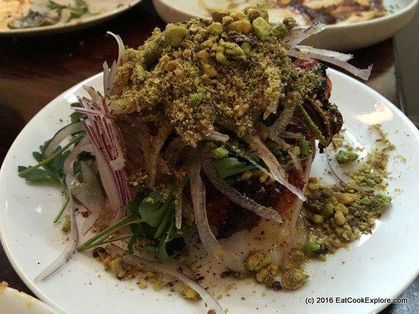 Oklava Chilli Roast Cauliflower