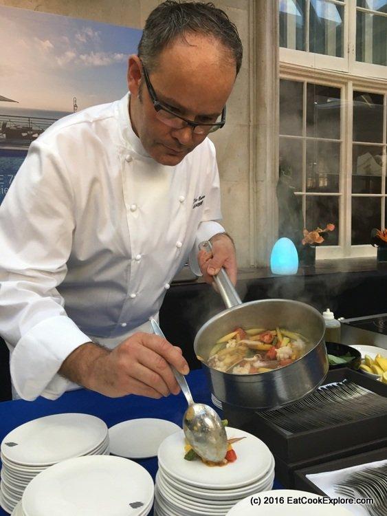Le Meridien Nice Chef