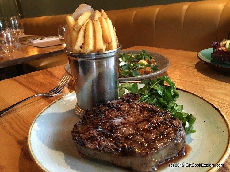 Mustard Dining Brook Green (36)