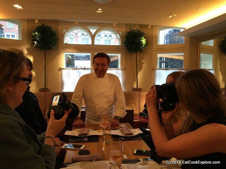 Daniel Boulud at Bar Boulud