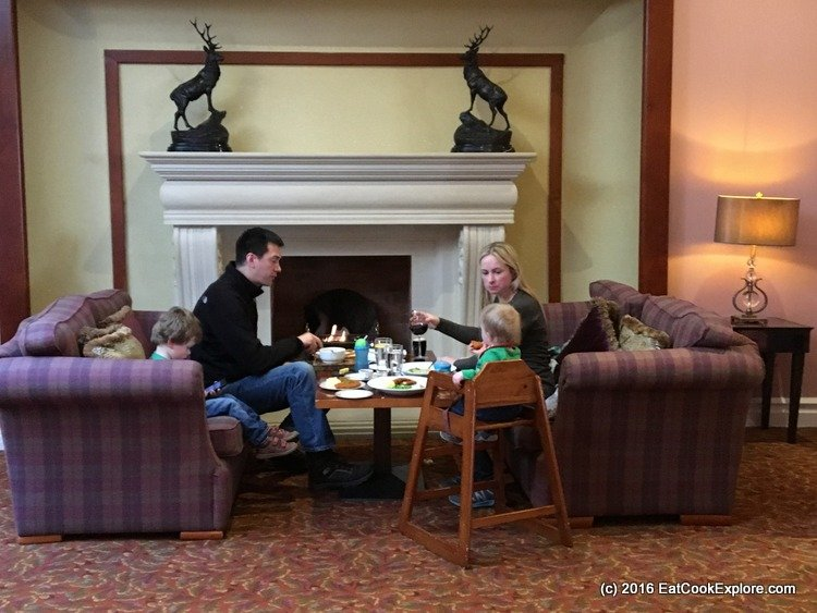 Afternoon Tea at Culloden Estate