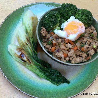 Turkey Teriyaki Rice Bowl