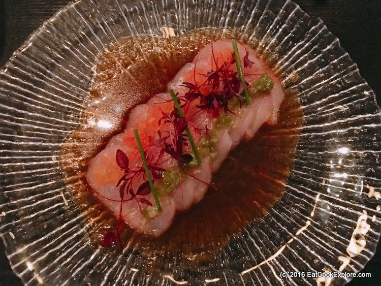 circus Yellow Tail Sashimi