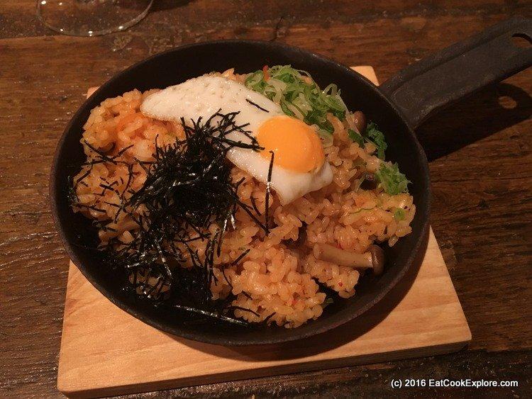 kiri-bond-street Korean Freid Rice