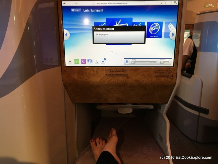emirates-business-class The touch screen tvs at each sear