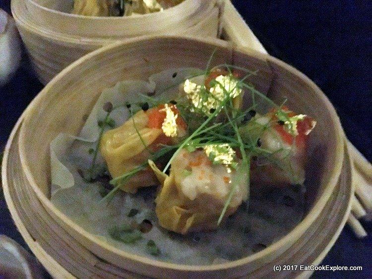 Ting Gold dumplings