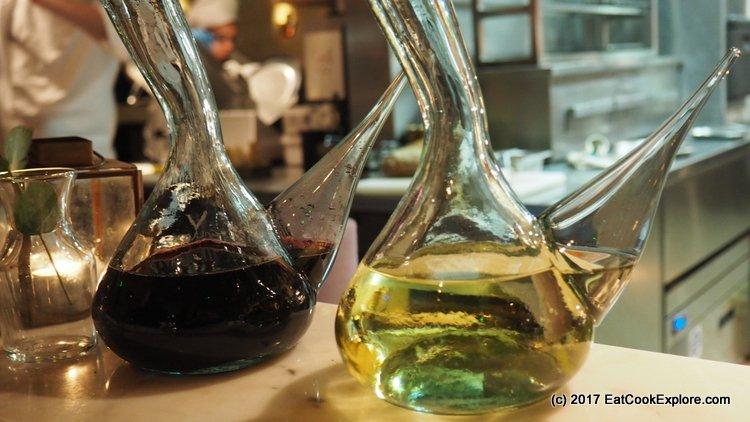 Wine in porro