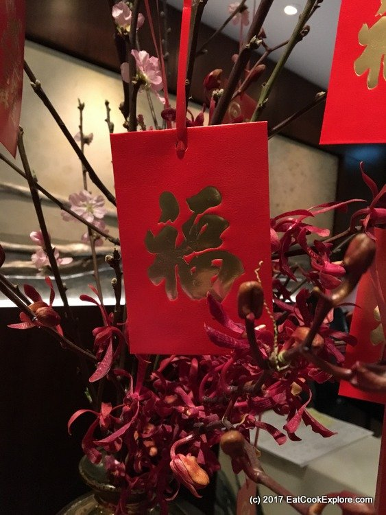 Ting Red envelopes for luck and prosperity
