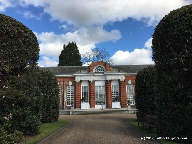 Kensington Palace The Orangery for afternoon tea