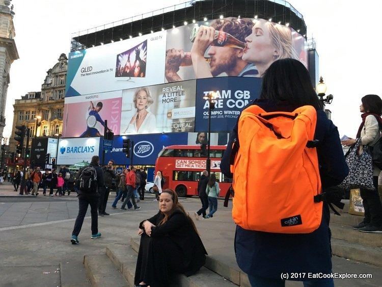 CabinZero Backpack Galactic Orange