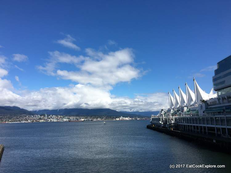 Vancouver Downtown Canada Place