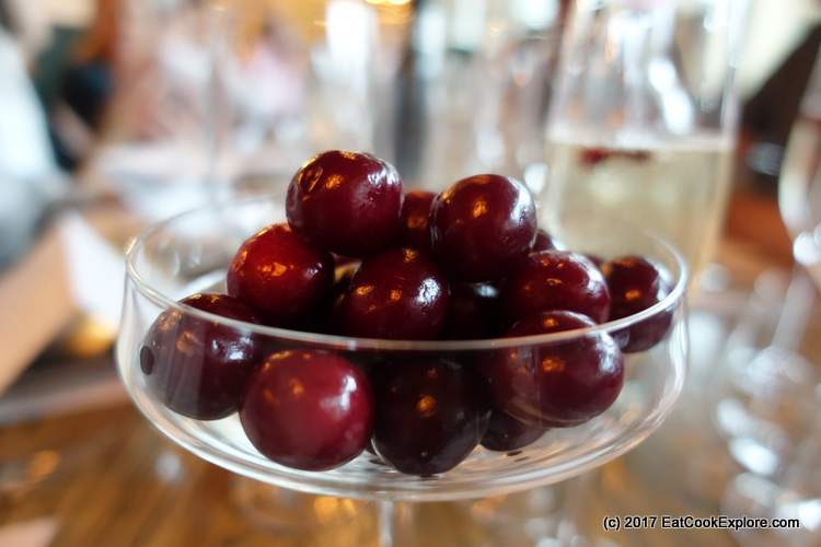 Jerte Picota Cherries from Spain