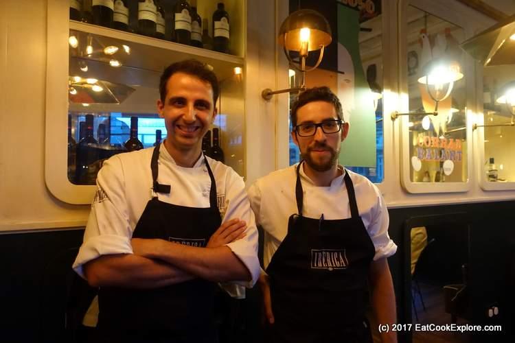 Iberica Victoria Chefs