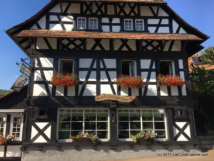 Baden Wine Route Sasbachwalden
