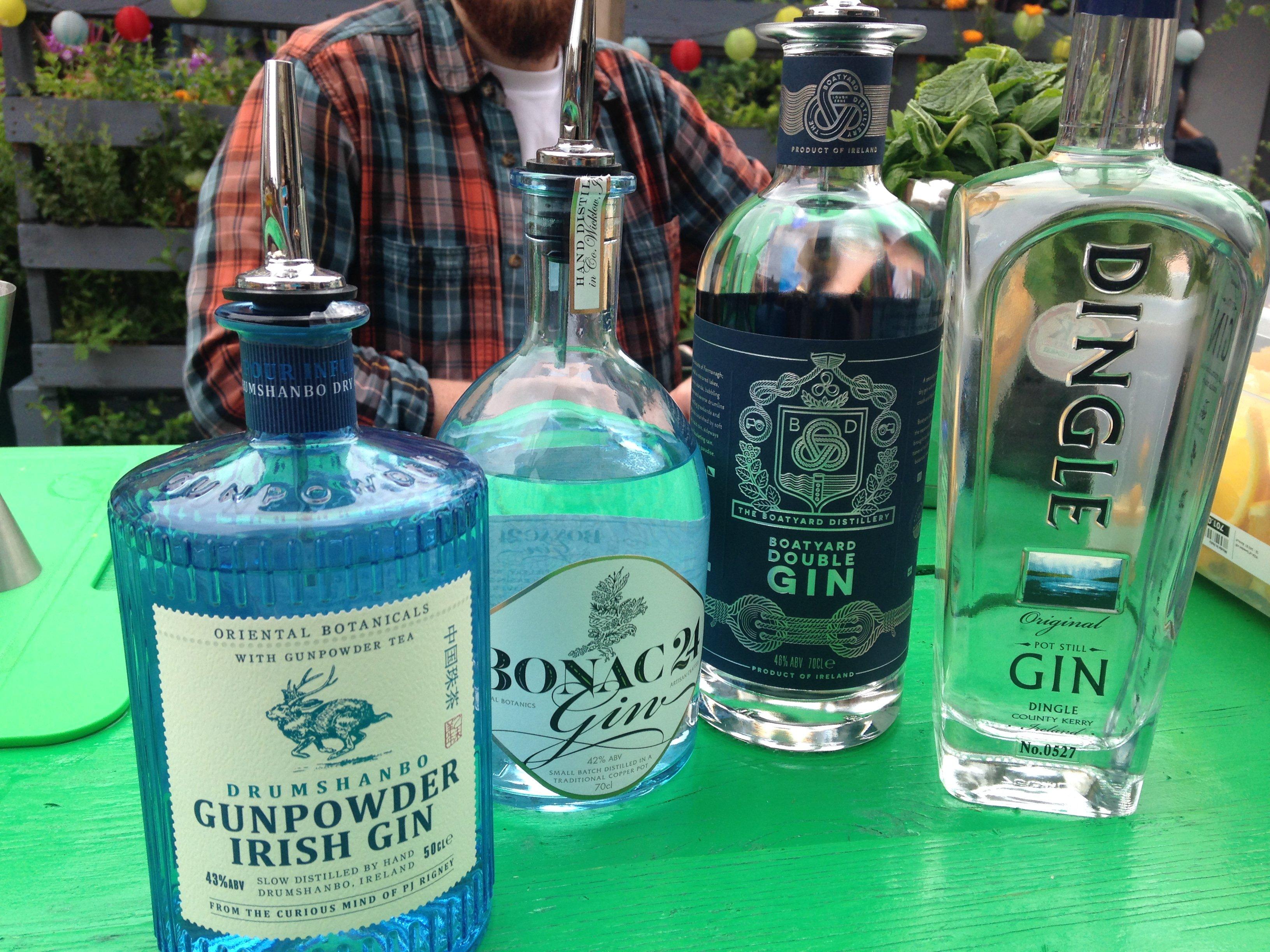 The Irish Gin & Tonic Fest