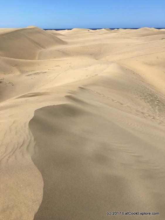 Maspalomas Sand Dunes Gran Canaria