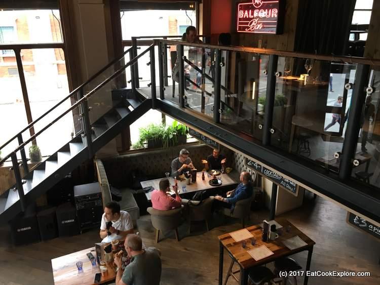 Balfour Bar at Barts Smithfield
