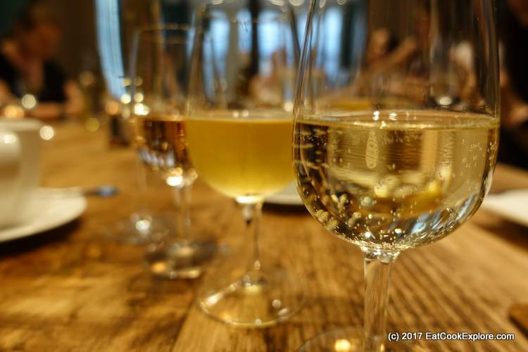 Cheese Afternoon Tea English Wine and Cider Pairings