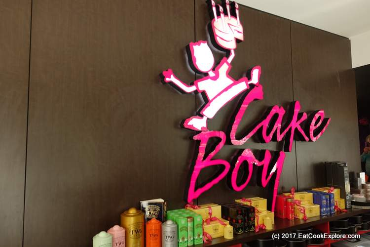 Cake Boy Battersea Reach Wandsworth