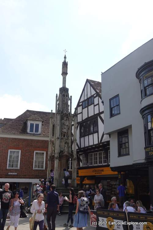 15th century Buttercross