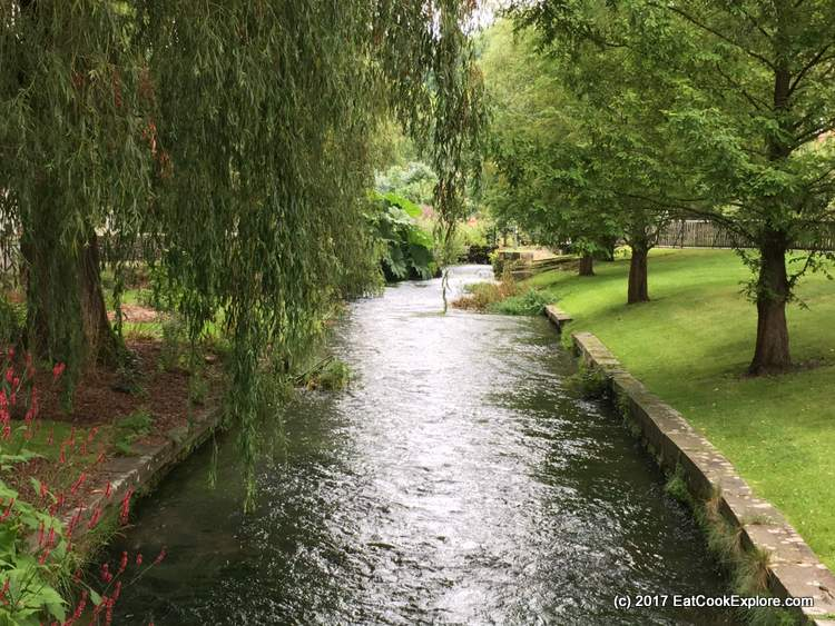 Winchester River Itchen