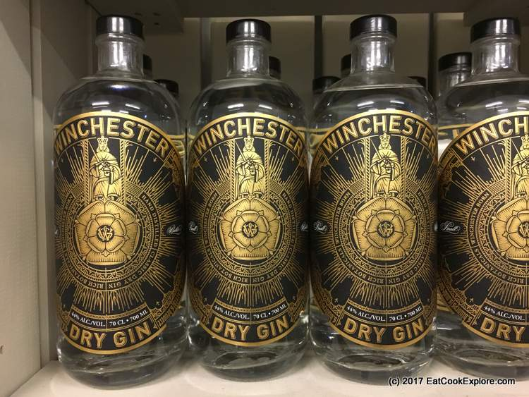 Winchester Distillery Gin