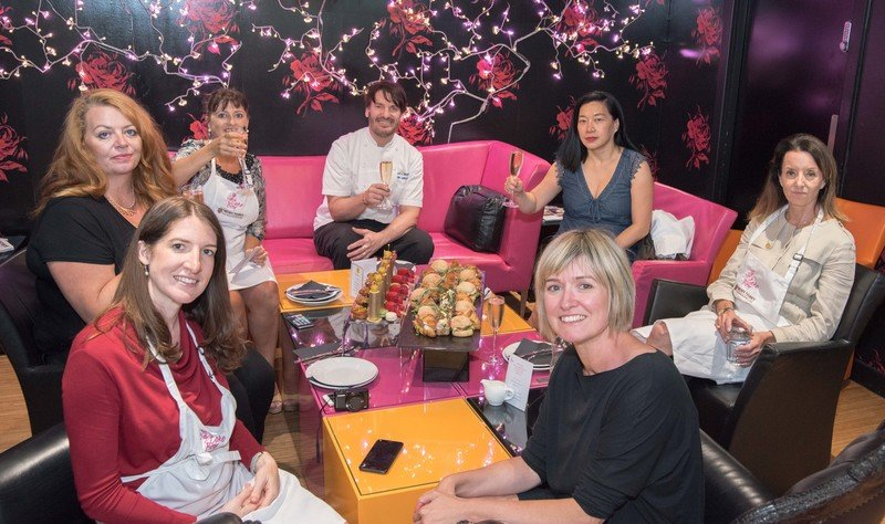 POCruises #AfternoonTeaWeek Class with Eric Lanlard