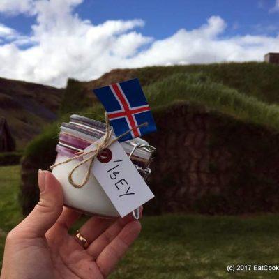 Introducing Isey The Icelandic Skyr #IseySkyr