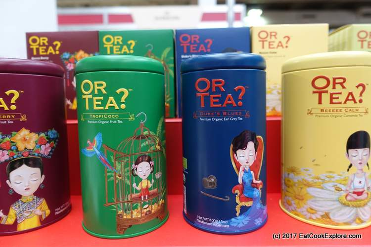 Or Tea? Sepciality and Fine Food Show London