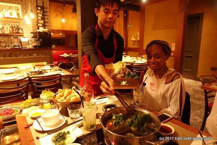 Hot Pot Chinatown Wardour Street Review