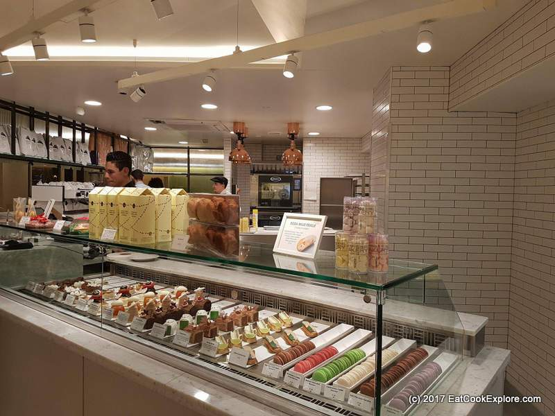 Dominque Ansel Bakery