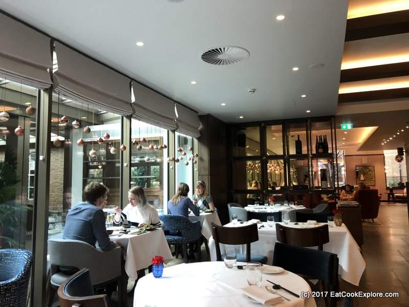 Devonshire Club Dining Room