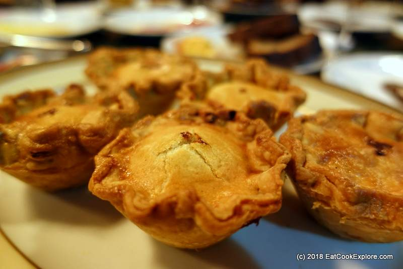 Portuguese Meat Pies