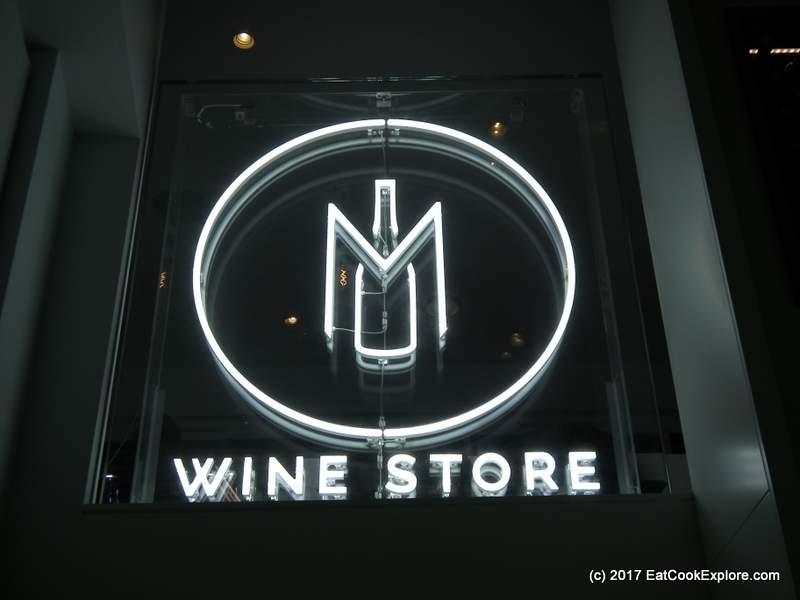 M Wine store Victoria