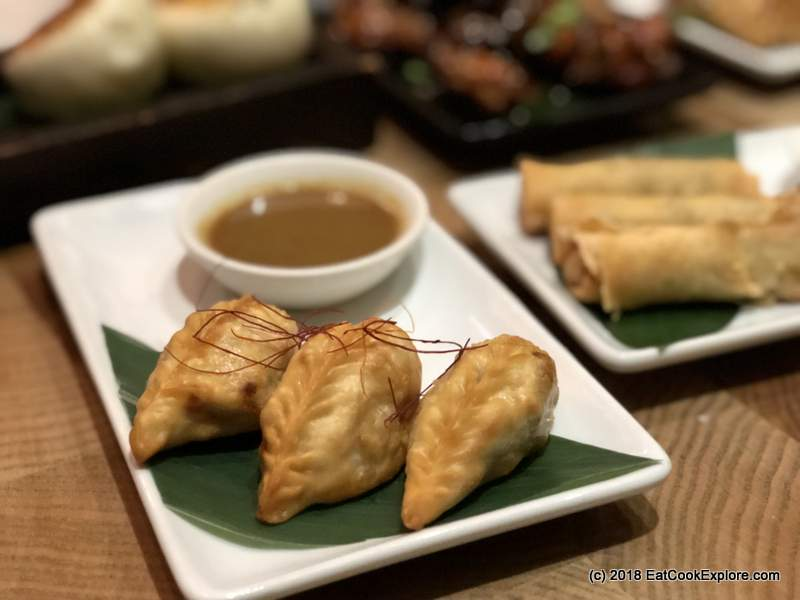 CNY Lamb Dumplings
