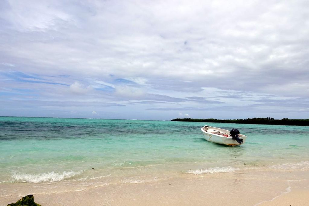 Rodrigues Island Crystal Clear Seas