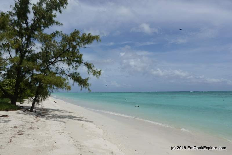 Ile aux Cocos Rodrigues Island