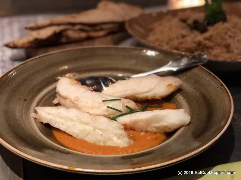 Lokhandwala Lobster Allepy Curry