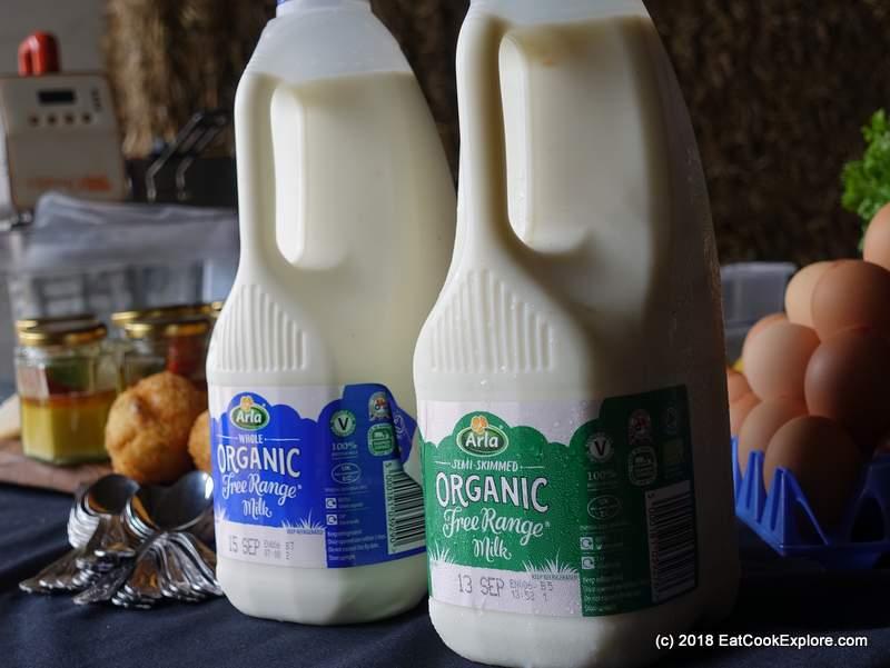 Arla Free Range Organic Milk