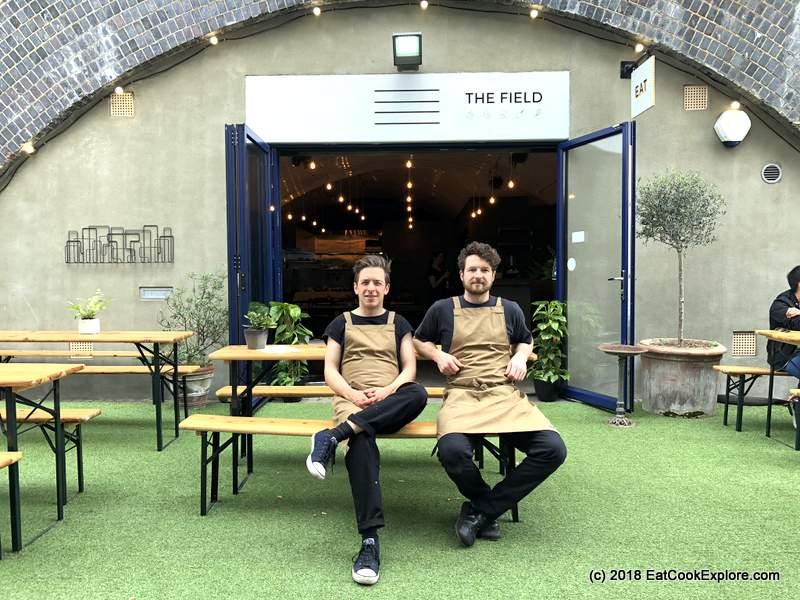 The Field Restaurant Hackney