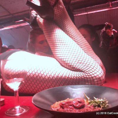 An Evening of Meat Immersive Theatre at The Vaults