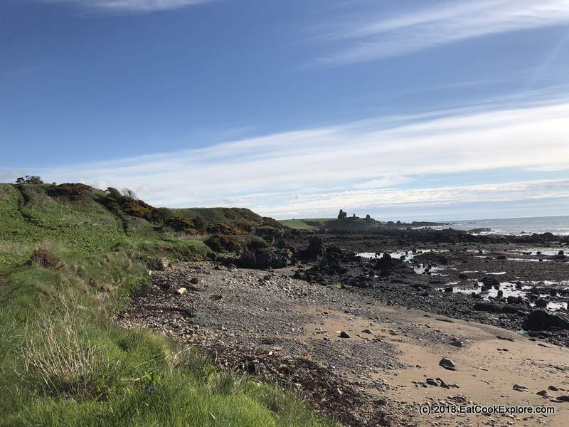 Walking the Fife Coastal Path Elie to St Monans