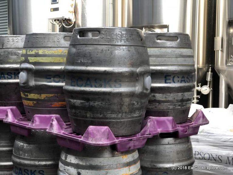 Newcastle Wylam Brewery Tour