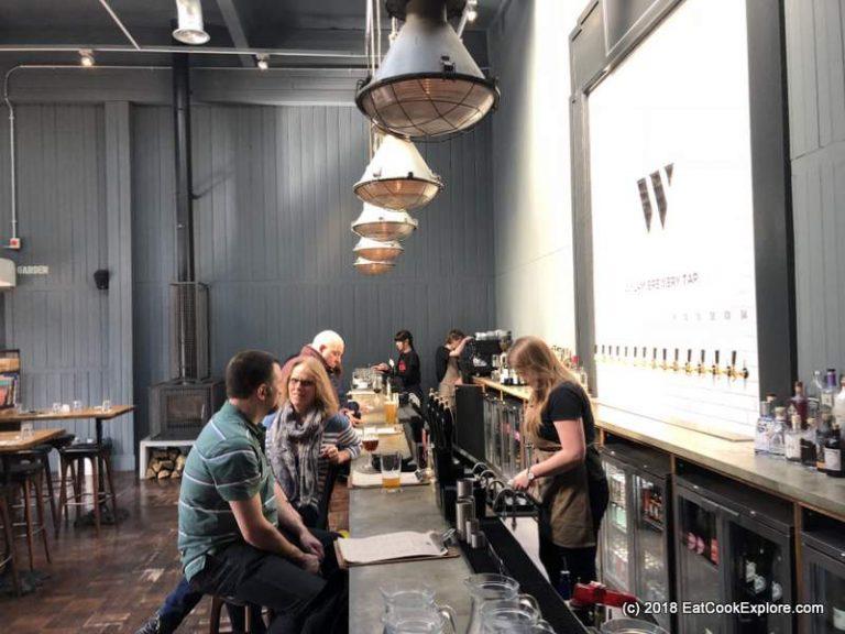 Newcastle Wylam Brewery Tap Room