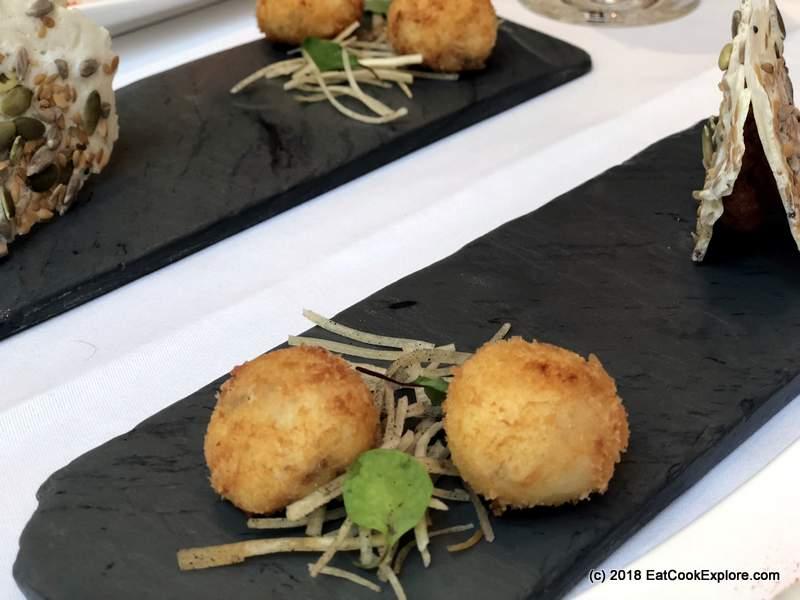 Iberico Ham Croquettes