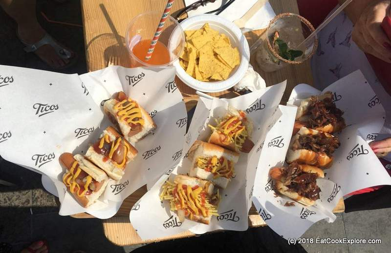 Comida Fest London Churros