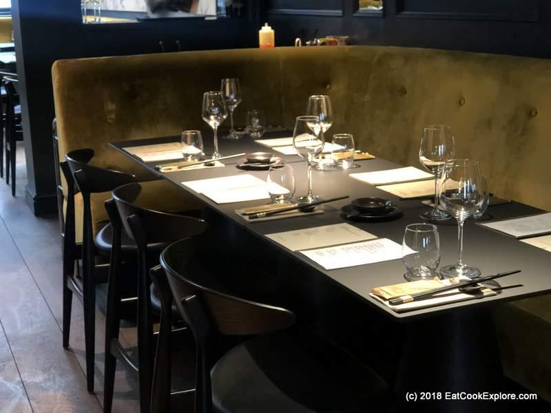 Zheng Malaysian Restaurant Chelsea